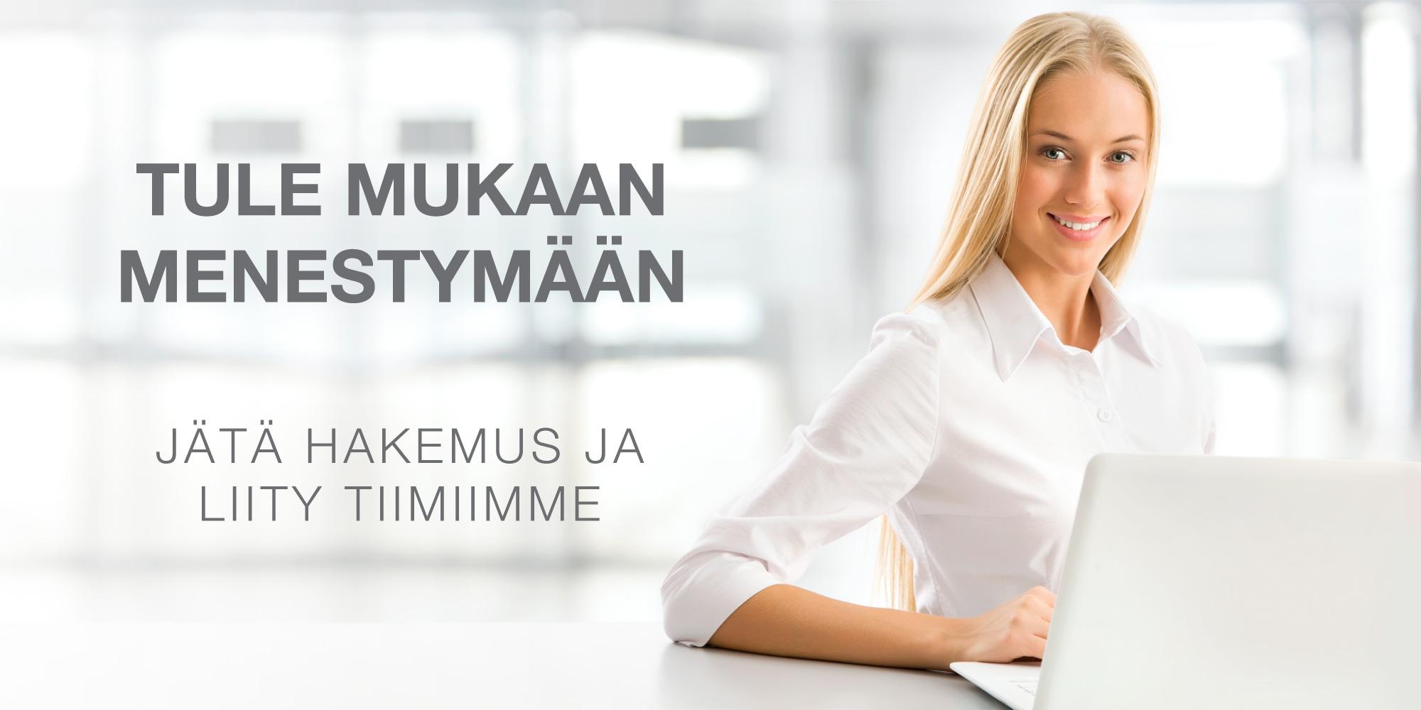 avoimet työpaikat parikkala Oulu